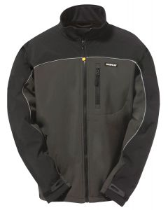 Jacke Softshell Graphite