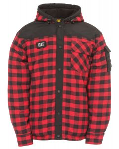 Cat® Jacke Sequoia buffalo plaid