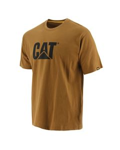 Cat® T-Shirt Logo Tee bronze