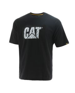 Cat® T-Shirt Diamond Plate