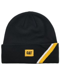 Cat® Beanie Power Shift schwarz