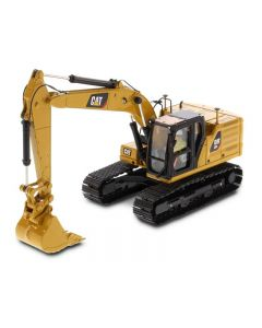 Cat® 323 NextGen mit Worktools