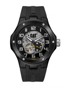 Cat® Armbanduhr Navigo Automatic black