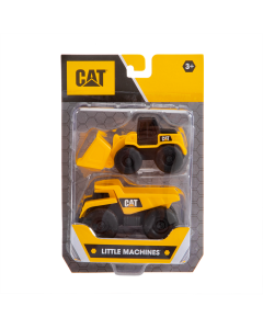 Cat® Baumaschinen 2er-Set