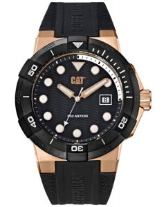 Cat® Armbanduhr Shock Diver rose gold